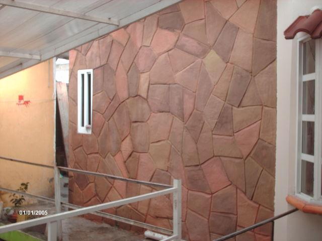 Piedra acuarela en fachada exterior murillo realty - Piedra fachada exterior ...